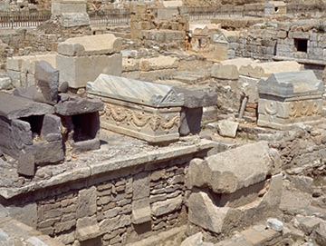 Archaeological Studies in Tyre